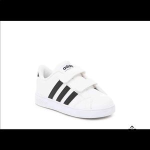 🆕 Brand New Adidas Baseline Toddler Sneakers